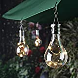 Waterproof Solar Rotatable Outdoor Garden Camping Hanging LED...