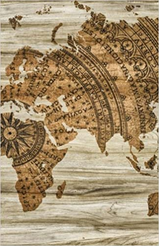 Buy vintage world map compass ruled journal volume 1 vintage world buy vintage world map compass ruled journal volume 1 vintage world map journals book online at low prices in india vintage world map compass ruled gumiabroncs Images
