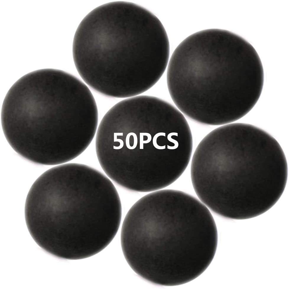 20x 40mm 6 Color Table Tennis Ping-pong Balls Seamless High-Hardne X1M2 AWESOME