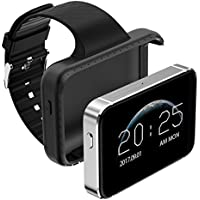 PAIWEISZ i5S Smart Watch 2.2 inch Screen Bluetooth 4.0 Support SIM TF Card Driving Recorder Camera 128MB+32GB Memory GSM 2G Smart Wristband Watch for iOS Android