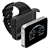 Cheap PAIWEISZ i5S Smart Watch 2.2 inch Screen Bluetooth 4.0 Support SIM TF Card Driving Recorder Camera 128MB+32GB Memory GSM 2G Smart Wristband Watch for iOS Android