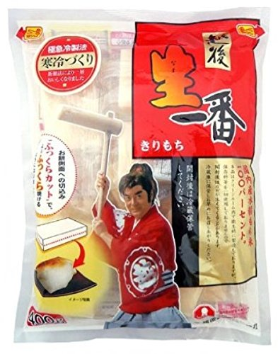 Echigoseika raw most cutting rice cake 400g (Delivery Cakes Day Same)