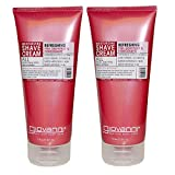 Giovanni Moisturizing Refreshing Shave Cream For Men and Women With Pink Grapefruit and Pomegranate, 7 fl oz (207 ml) (Pack of 2) Review