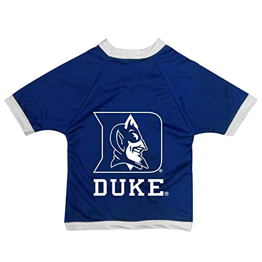 ffca73040c0 Amazon.com   NCAA Duke Blue Devils Athletic Mesh Dog Jersey   Sports Fan Pet  T Shirts   Sports   Outdoors