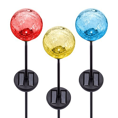 Moonray Garden Solar Lights