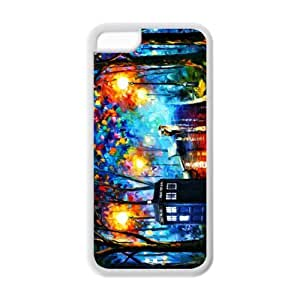 New Arrival Custom TARDIS Cases for ipod touch 4 touch 4 TPU