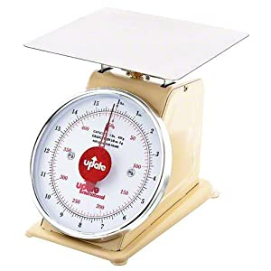 Update International (UP-71) 1 Lb Analog Portion Control Scale