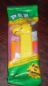 Woodstock - Best Friend of Snoopy - Pez Dispenser & Candy