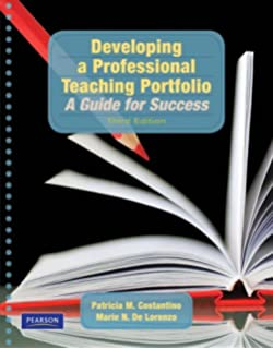 The teaching portfolio a practical guide to improved performance developing a professional teaching portfolio a guide for success 3rd edition fandeluxe Image collections
