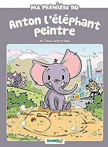"""Afficher """"Anton l'éléphant peintre"""""""