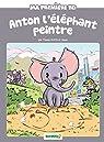 Anton l'éléphant peintre par Domas
