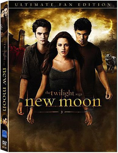 The Twilight Saga: New Moon (Ultimate Fan Edition DVD with Bonus Footage) (City Of Arlington Heights Il)