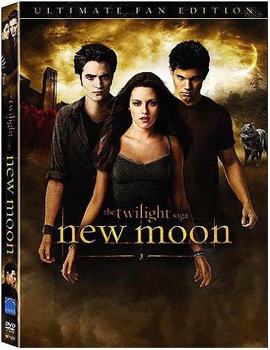 The Twilight Saga: New Moon (Ultimate Fan Edition DVD with Bonus Footage) ()