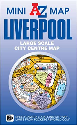 Liverpool Mini Map A-Z: Geographers' A-Z Map Co Ltd ... on submarine map, meteorologist map, artist map, the national map, explorer map, ptolemy map,
