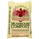 Scotts Organic Group Wf20qt Mushroom Compost 71880240 Manure Compost & Humas