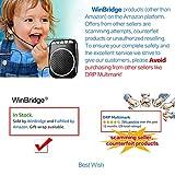 W WINBRIDGE WB001 Portable Voice Amplifier with