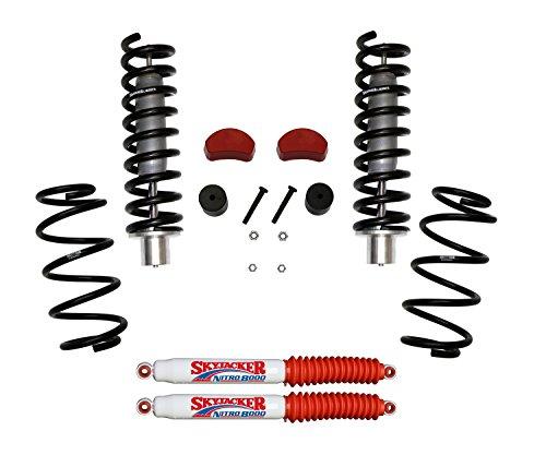 07 dodge nitro lift kit - 8