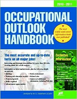 Occupational Outlook Handbook, 2010-2011: With Bonus Content (Occupational Outlook Handbook (Jist Works))