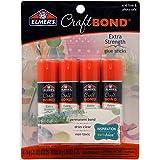 Best Elmers Fabric Glues - Elmer's Craftbond Extra Strength Glue Sticks, 4 Sticks Review