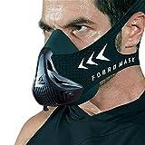FDBRO Workout Training Mask Sports Masks High Altitude Training Conditioning Workout Mask 2.0 Box Phantom Mask