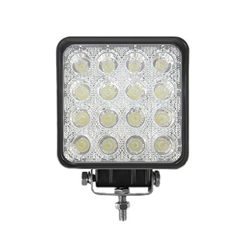 Pyle PLEDSQ48 Lamp Spot Light