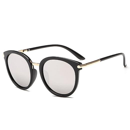 4b0fdb57854 Amazon.com  CLUSHM Women Men Vintage Cat Eye Unisex Sunglasses ...