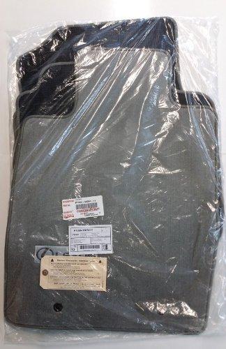 Toyota Genuine Parts PT206-33054-11 OEM Lexus ES300 ES330 Gray Carpet Floor Mat ()