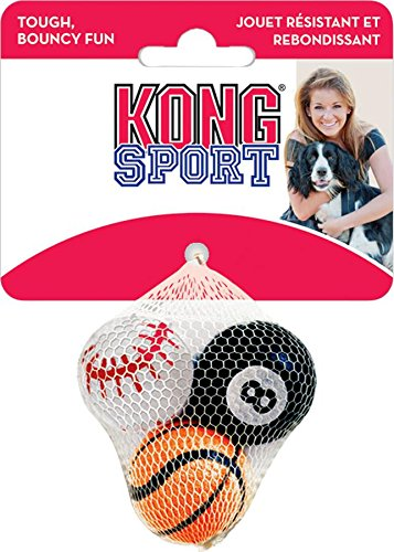 KONG Sport 3 Pack X Small Assorted product image