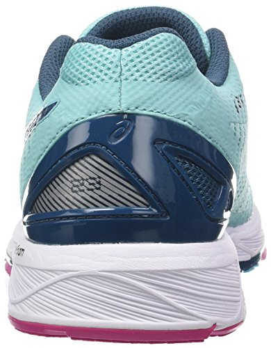 Mujer Zapatillas Blue de 23 Fuchsia Trainer Blue Purple para Running Gel DS Ink Asics 8845 Aruba Turquesa wOqfI8n
