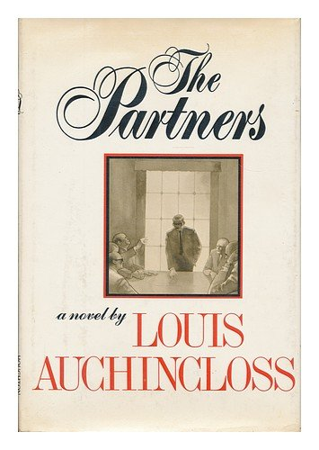 The Partners by Louis Auchincloss