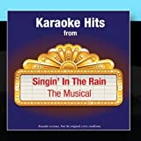 Karaoke Hits from - Singin' In The Rain - The Musical