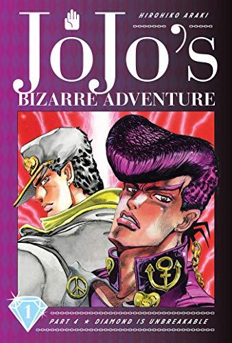 JoJo's Bizarre Adventure: Part 4--Diamond Is Unbreakable, Vol. - Part Mask 1
