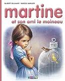 Martine et son ami le moineau...