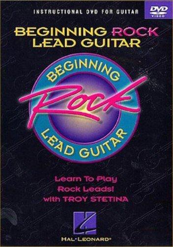 Beginning Rock Lead Guitar  -