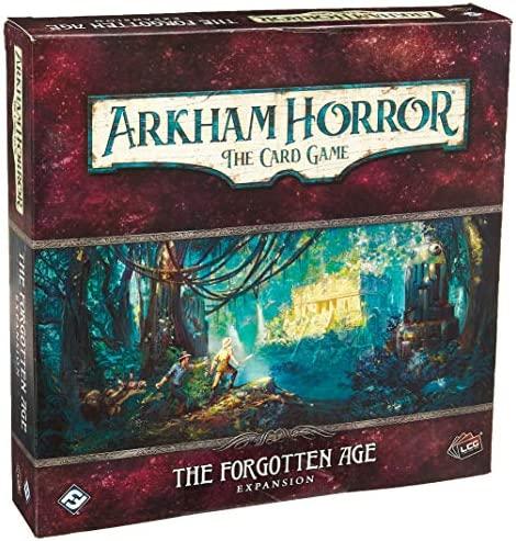 Fantasy Flight Games FFGAHC19 The Forgot Age Deluxe: Arkham Horror LCG Exp, Multicolor: Amazon.es: Juguetes y juegos
