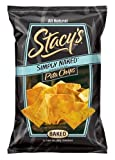 Stacy's Pita Chips, Simply Naked, 8-Ounce Bag (Pack of 12)