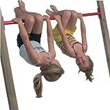 Gymnastics Bar 108cm incl. 2 posts