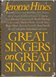 Great Singers on Great Singing