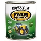 john deere green spray paint - Rust-Oleum 7435502 Specialty Farm Equipment Brush On Paint, Quart, John Deere Green