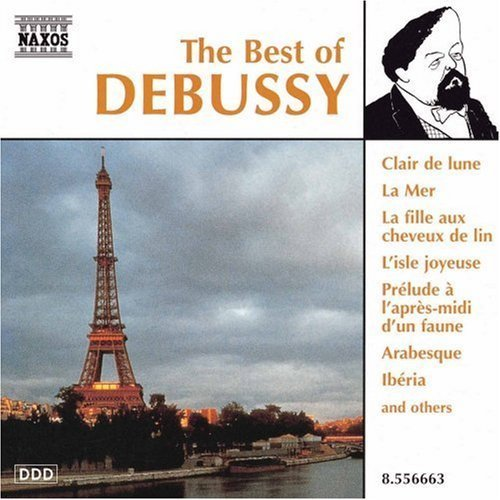Best of Debussy, the (The Best Of Debussy Naxos)