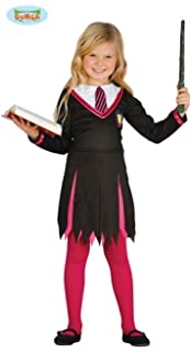 MSemis Disfraz de Mago Harri para Niñas Uniformes de Bruja ...