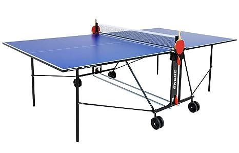 Enebe - Mesa De Ping Pong Indoor New Lander: Amazon.es: Deportes y ...