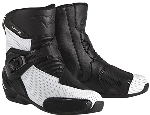 Vented Motorcycle Boots - 6