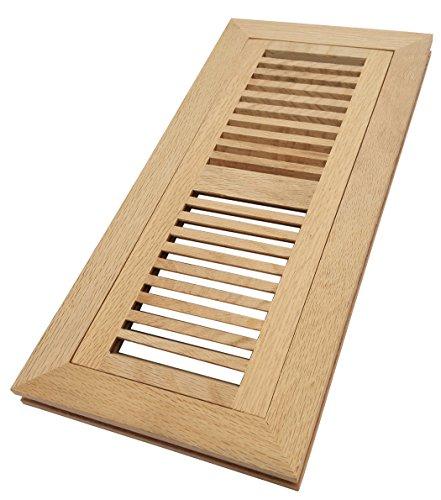 oak floor vent covers - 3