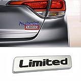 hyundai sonata rear emblem - Rear Trunk LIMITED Logo Emblem Badge For Hyundai 2011-16 Sonata Hybrid OEM Parts