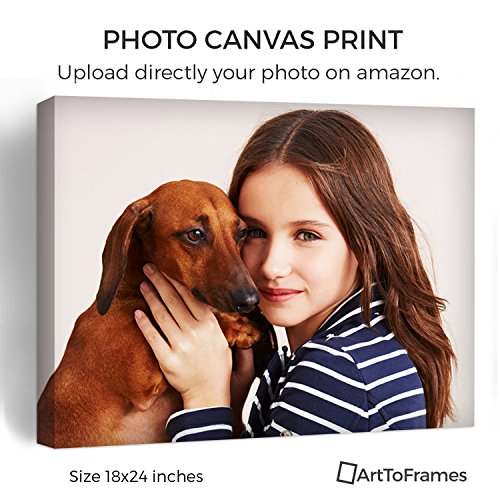 ArtToFrames Photo To Canvas Gallery Wrap 1.5 Inch – 18x24