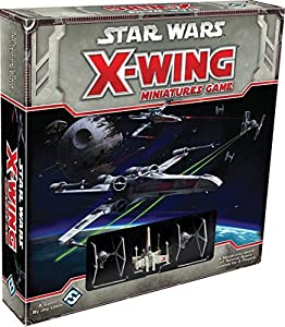 Star Wars: X-Wing Miniatures Core Set by Fantasy Flight Publishing