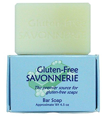 Gluten-Free Savonnerie Classic Bar Soap 4.5 oz ()