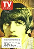 Ringo Starr, The Beatles 2000 (One Of Four Collector's Covers), Titans, Soleil Moon Frye - November 11-17, 2000 TV Guide Magazine