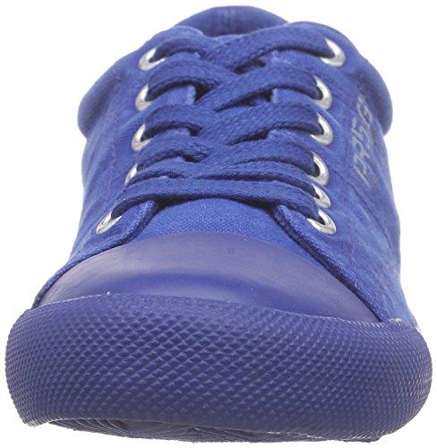 s.Oliver 43109 - Zapatillas Unisex Niños Azul (ROYAL BLUE 838)
